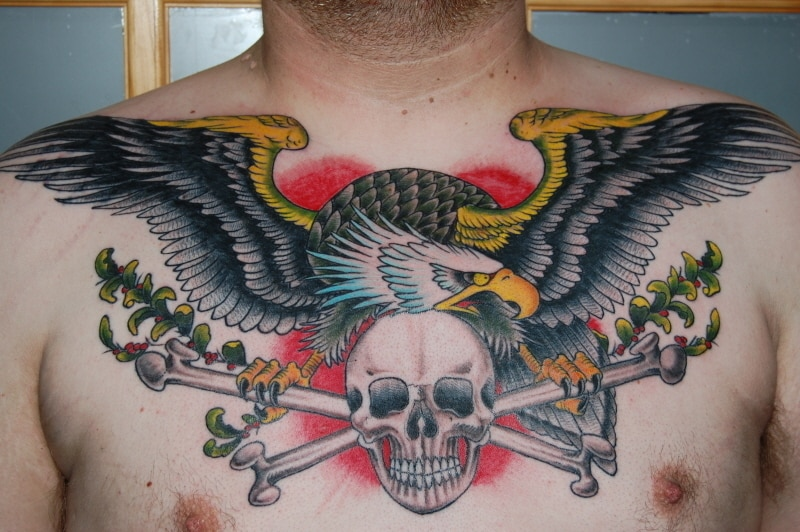 Eagle-Tattoos 2016