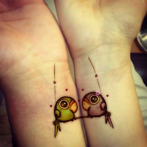 love-birds-matching-tattoo