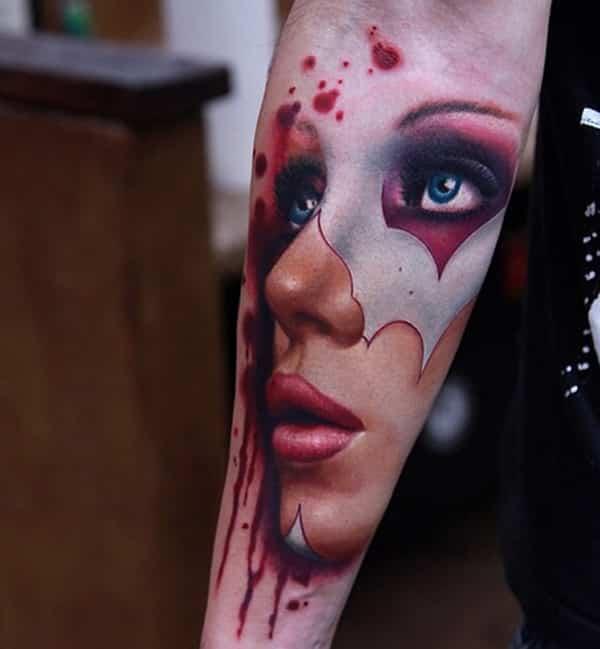Portrait-Forearm-Tattoo-men