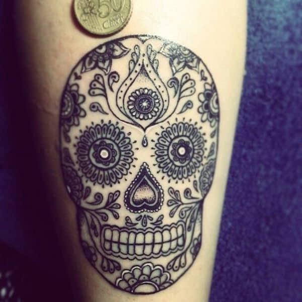 Cool-Sugar-Skull-Tattoos