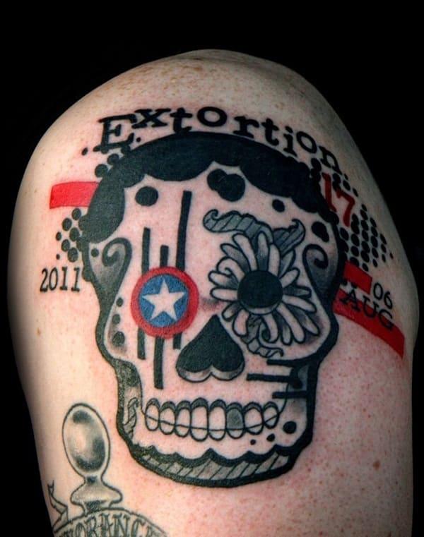 Sugar-Skull-Tattoo-Meaning-design