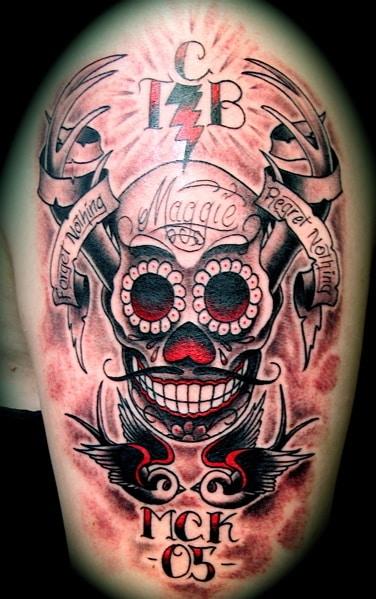 Sugar-Skull-Tattoo-men-arm