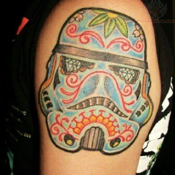 stormtrooper-sugar-skull-tattoos