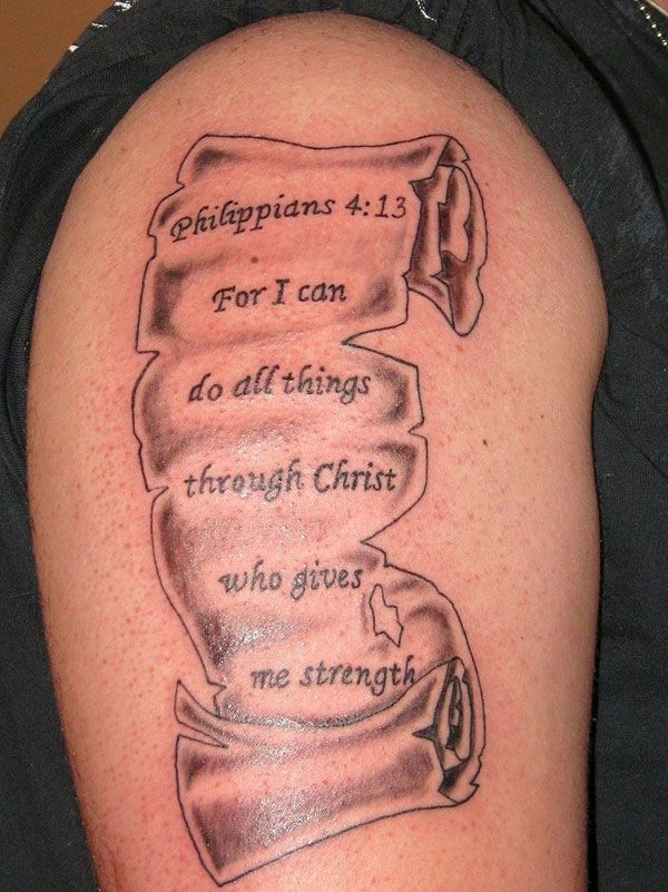 cool Christians tattoos
