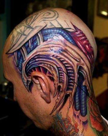 Biomechanical_Tattoos_badass