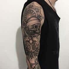 badass tattoos for men