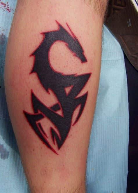 best-badass-tribal-tattoos