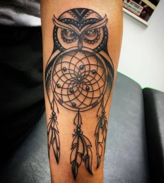 dream catcher-tattoo-2017