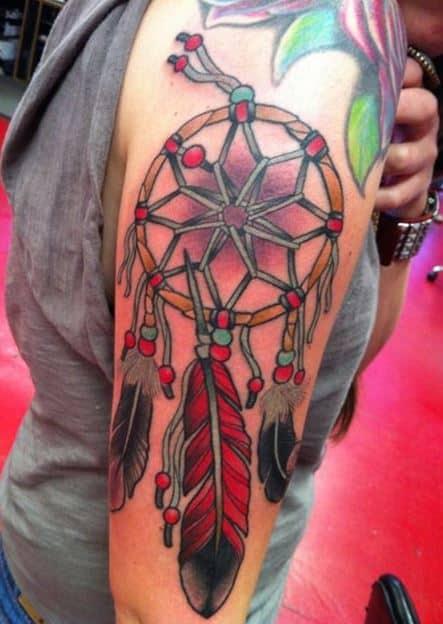 dreamcatcher-tattoos