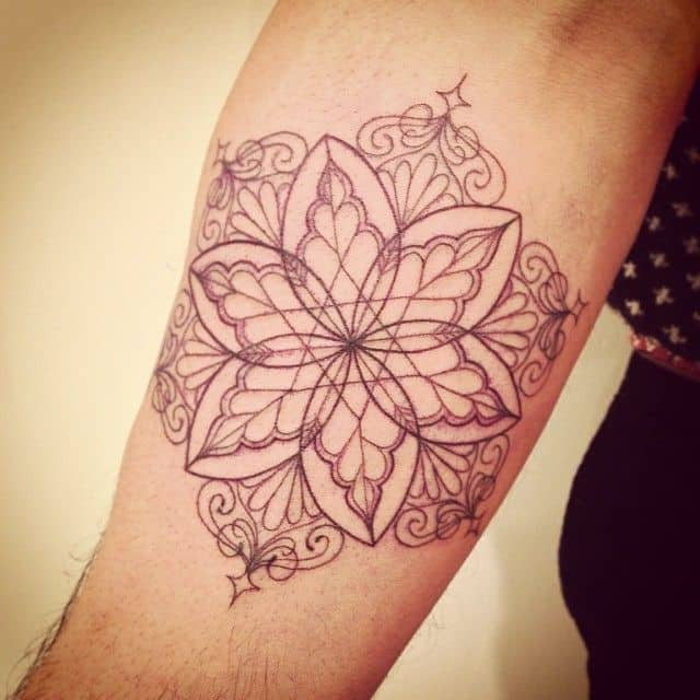 mandalas tattoo meaning