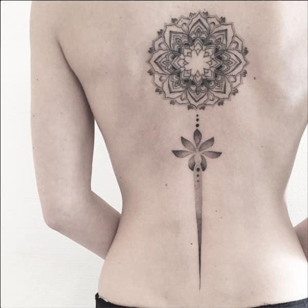 lotus-flower-mandala-tattoo