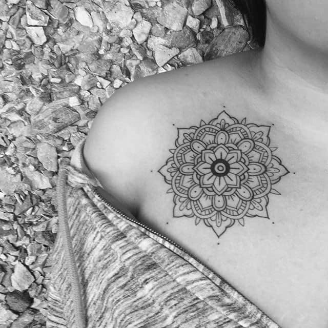 meaning of mandalas tattoo design