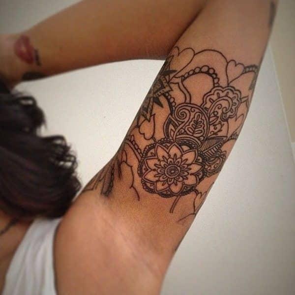 mandala design flower designs