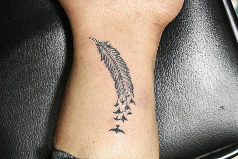 Beautiful Simple Small Tattoos
