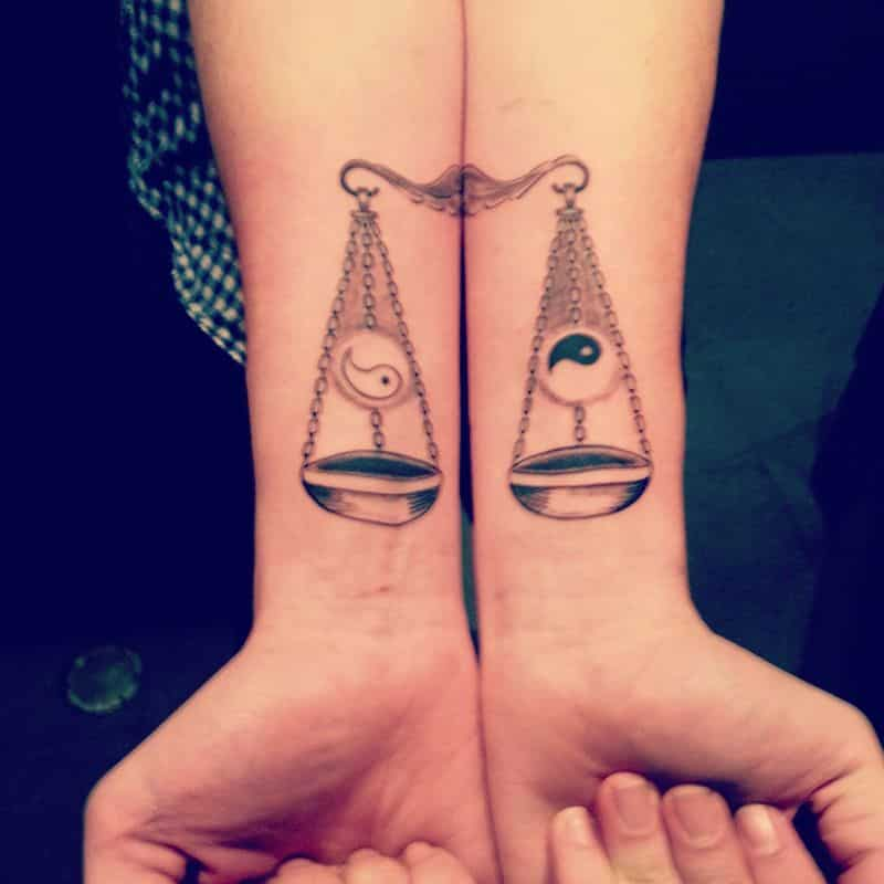 Dubble Wrist Tattoos