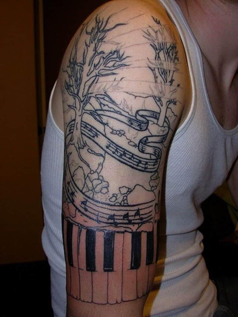 New Men Arm Tattoo Designs