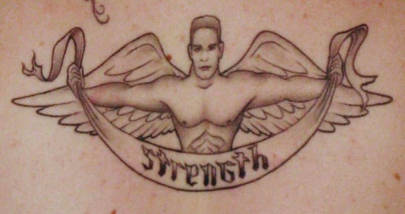 Strength Tattoos Photo