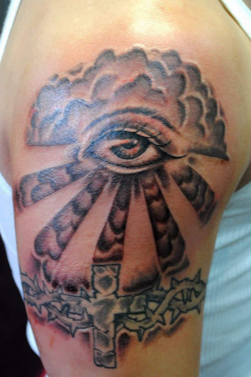 Sun Rays Tattoos Recent Tattoo