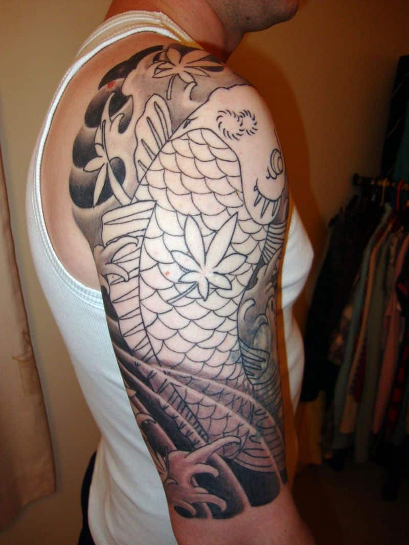 Tattoo Short Sleeve Ideas