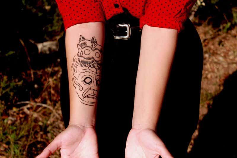 Forearm Tattoos For Girls Ideas