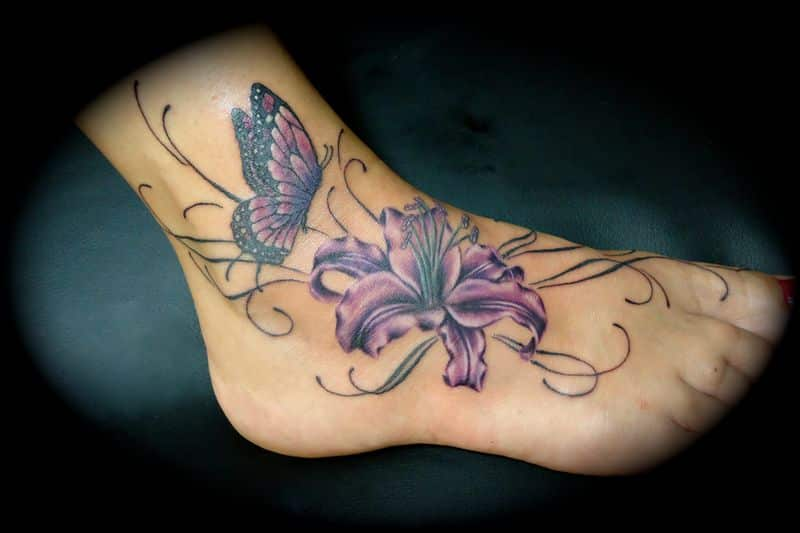 Best Ankle Tattoos