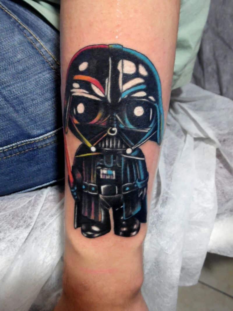 Best Darth Vader Tattoos