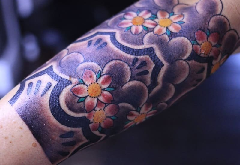 30 Divine Dwelling Cloud Tattoos Ideas To Ink On Body