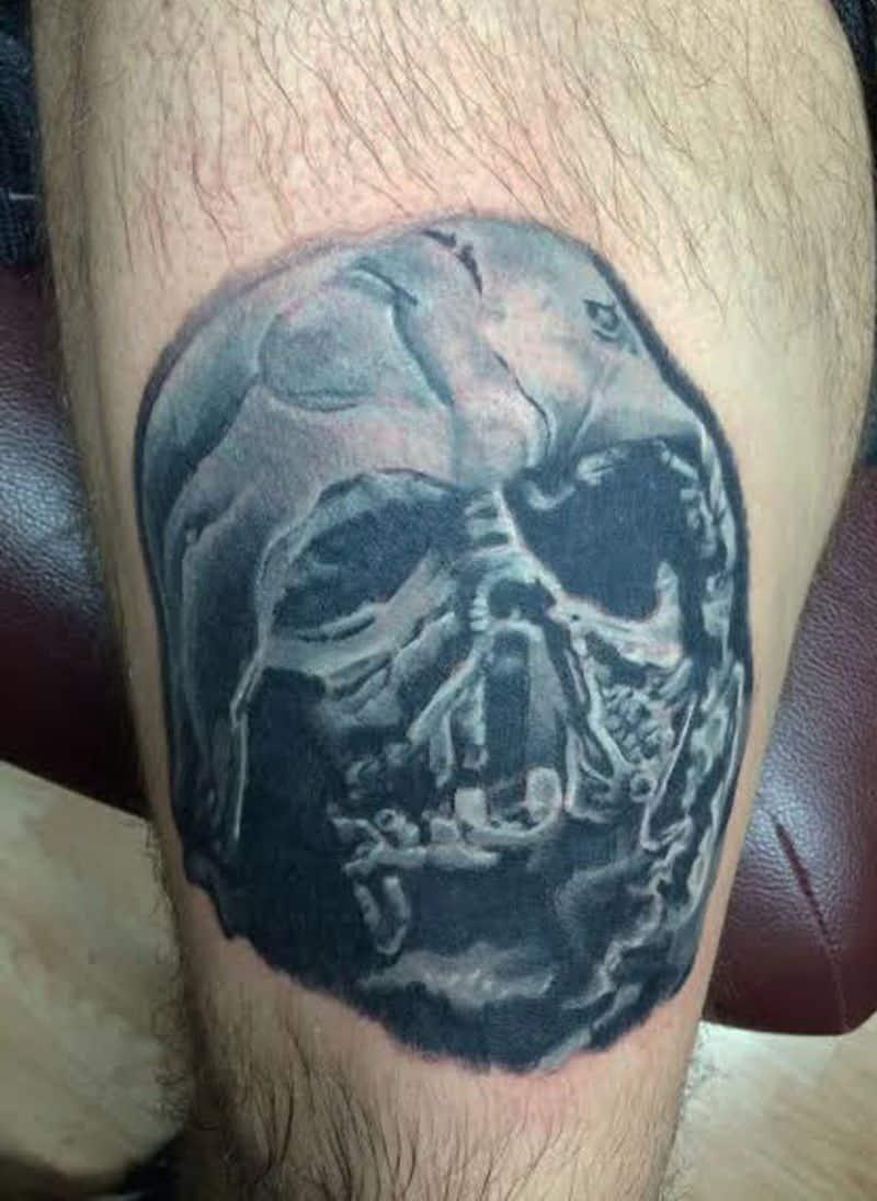 New Darth Vader Tattoo