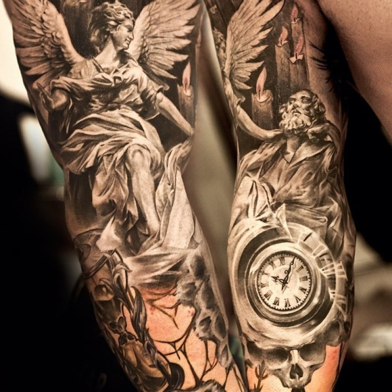 Tattoos Angel Awesome Angel Tattoos Designs | Tattoo Ideas Gallery & Designs