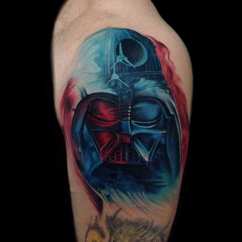 The Darth Vader Tattoo
