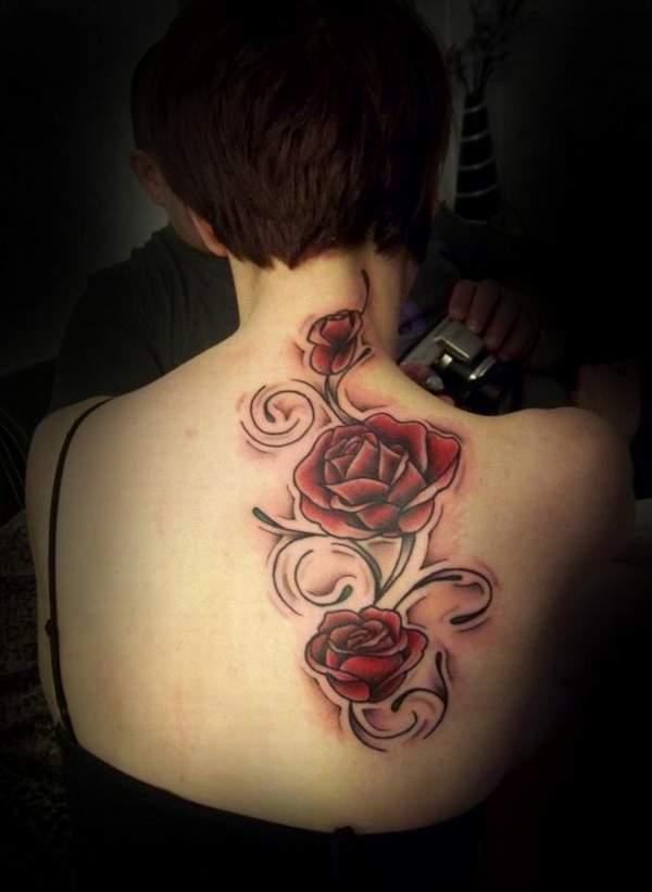 Tattoo donna