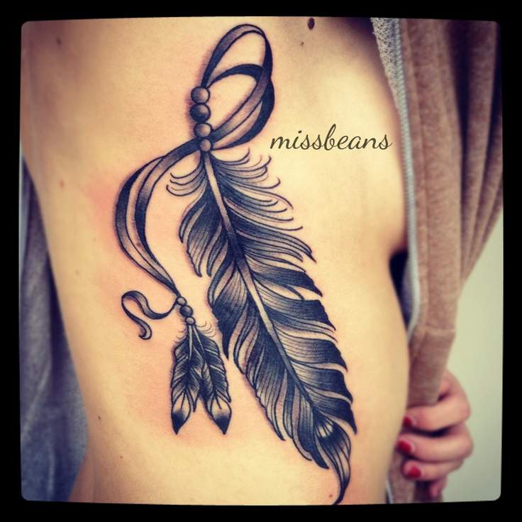 Feather Tattoos Designs
